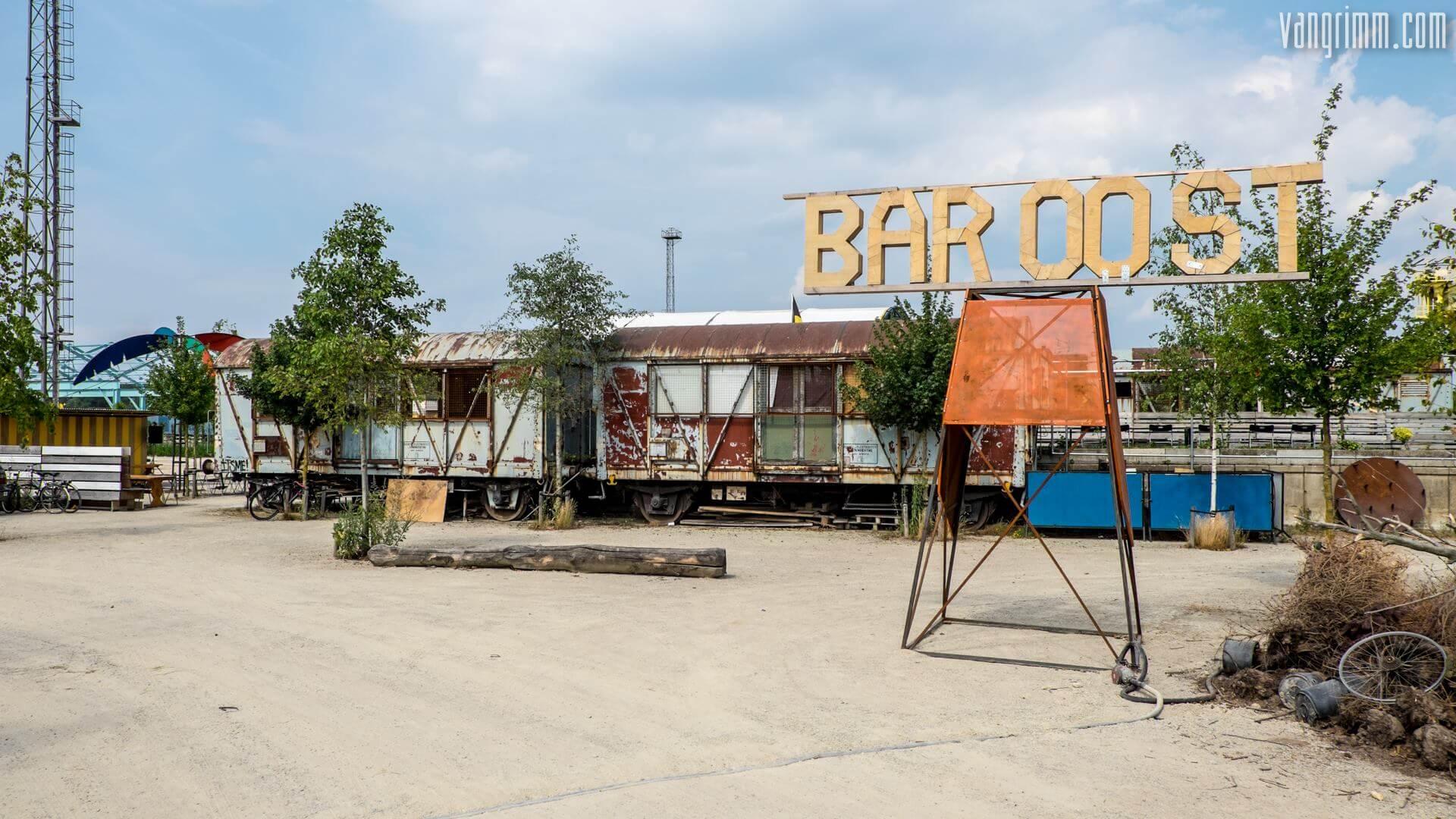 Sfeerbeeld Bar Oost
