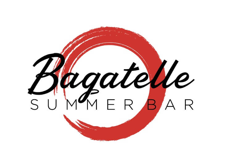Sfeerbeeld Bagatelle Summer bar