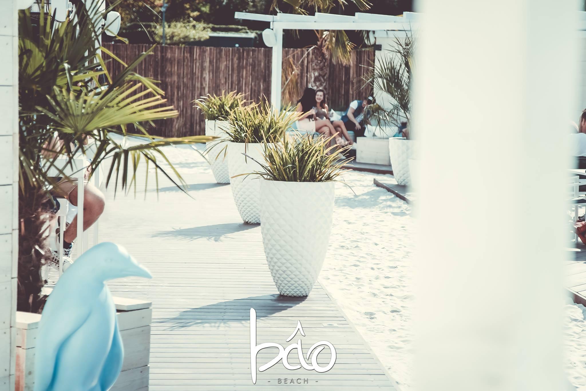 Sfeerbeeld BÂO beach