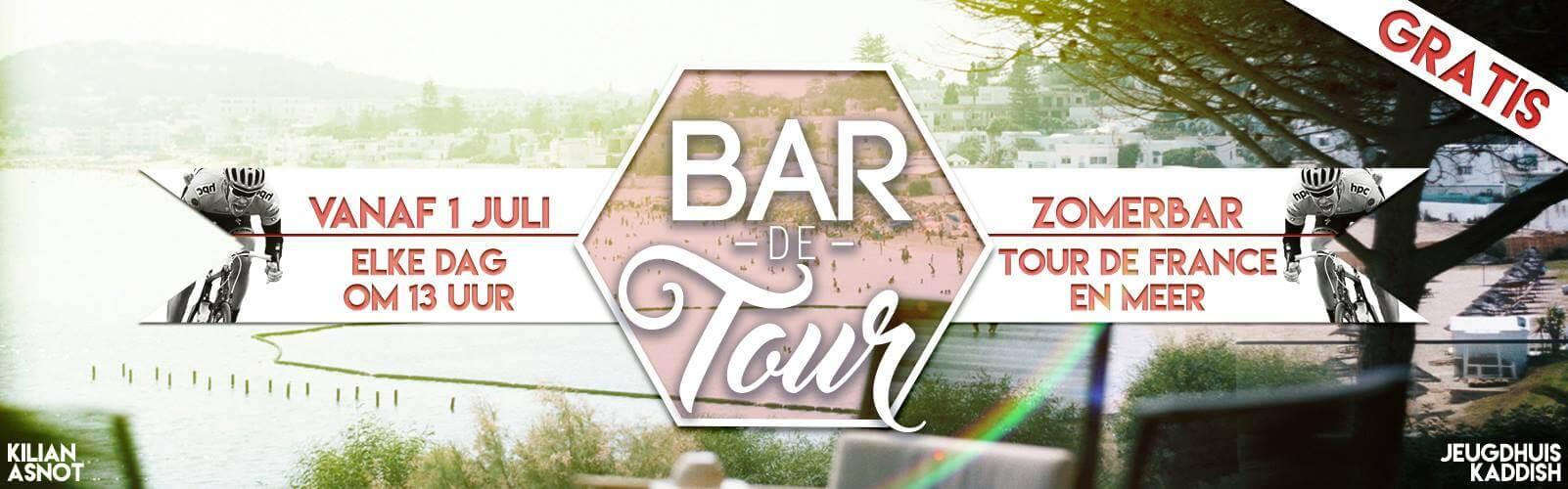 Sfeerbeeld Bar De Tour