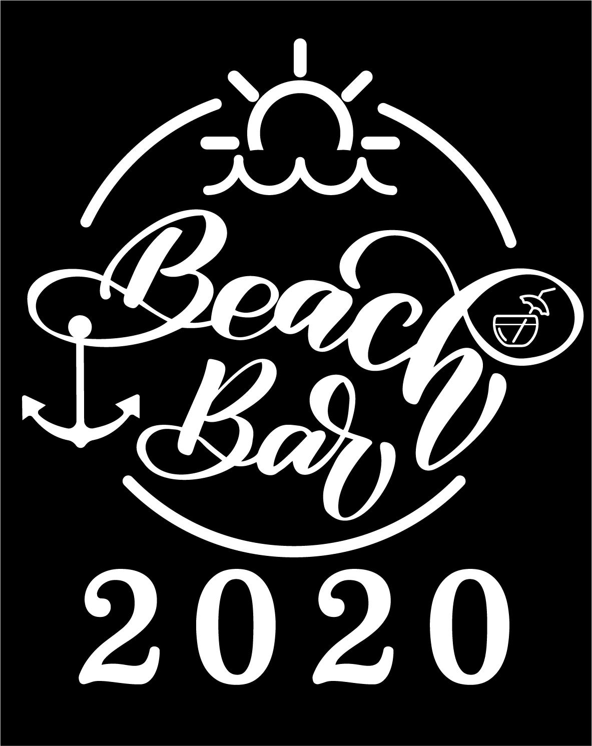 Sfeerbeeld Beach-Bar 2020