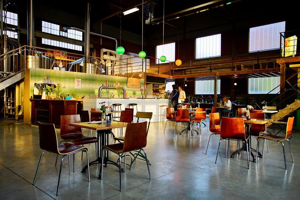 Sfeerbeeld Brouwerijcafe De Seefhoek