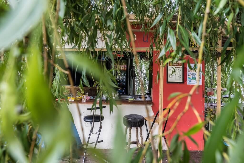 Sfeerbeeld Café Le Tour