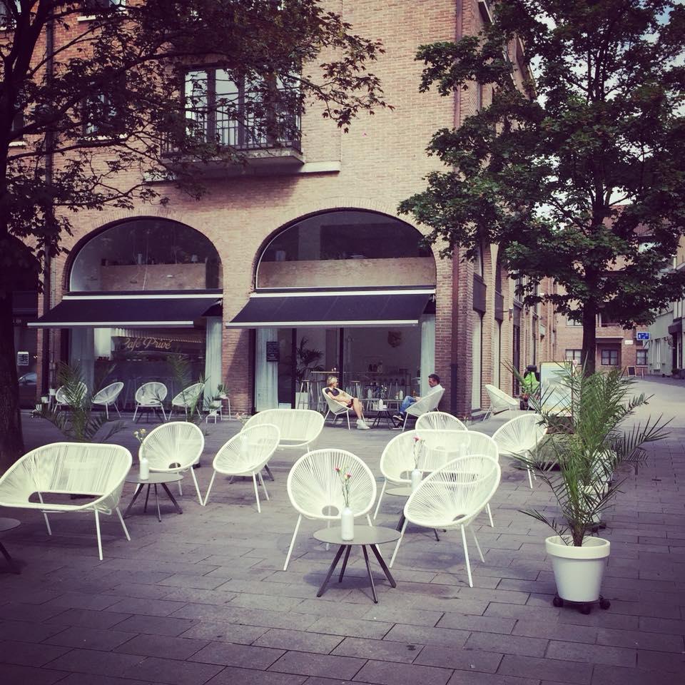 Sfeerbeeld Café Privé