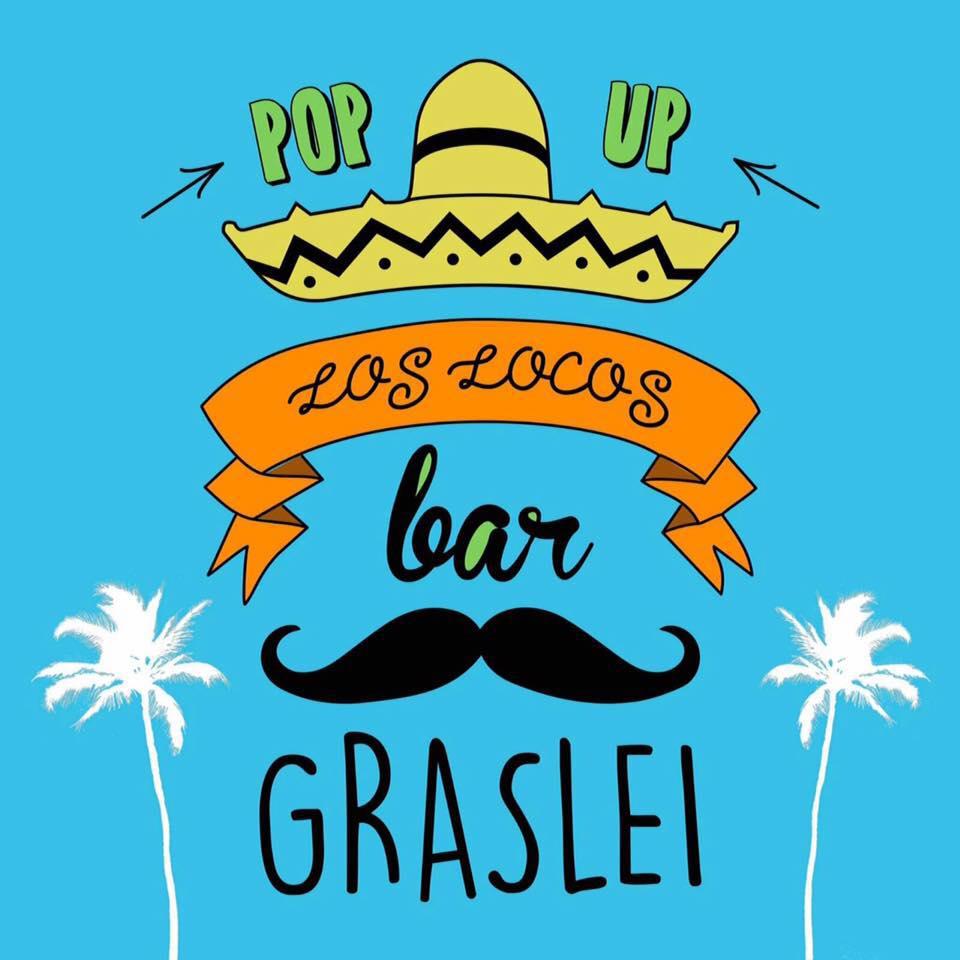 Sfeerbeeld Los Locos Pop-Up bar