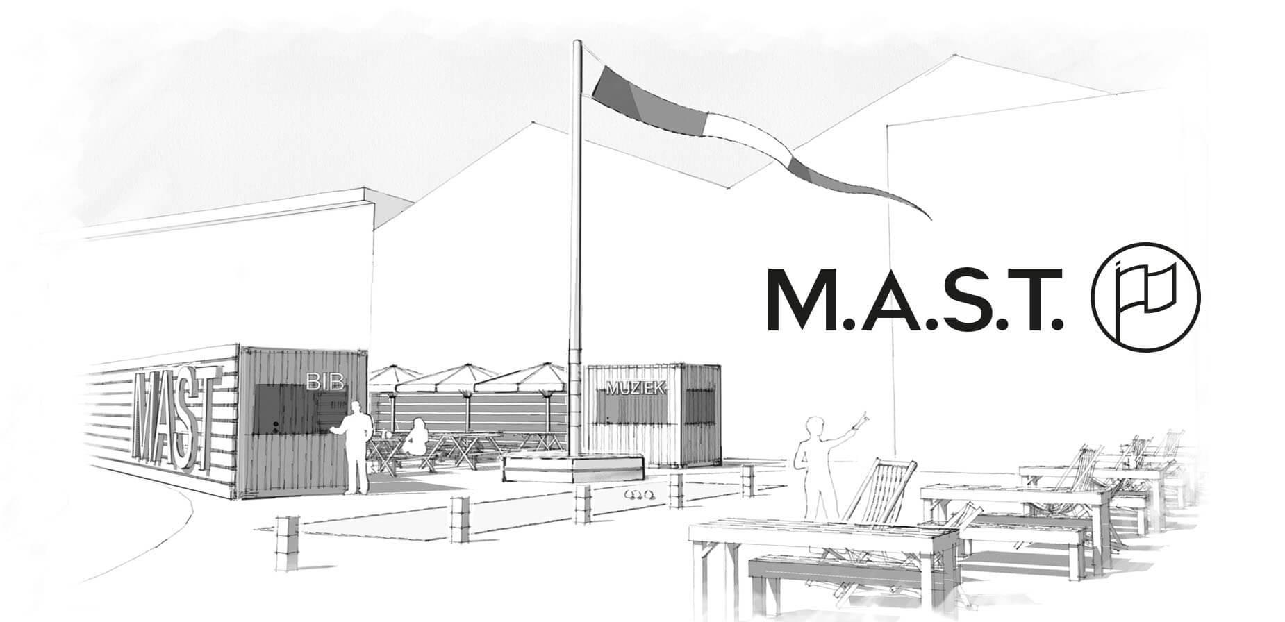 Sfeerbeeld  M.A.S.T. zomerbar