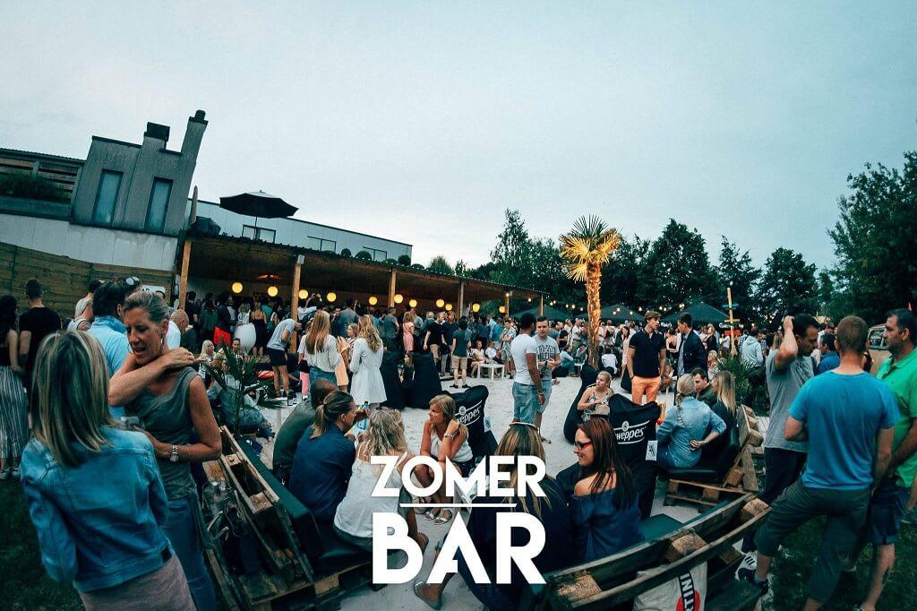 Sfeerbeeld Zomer-bar