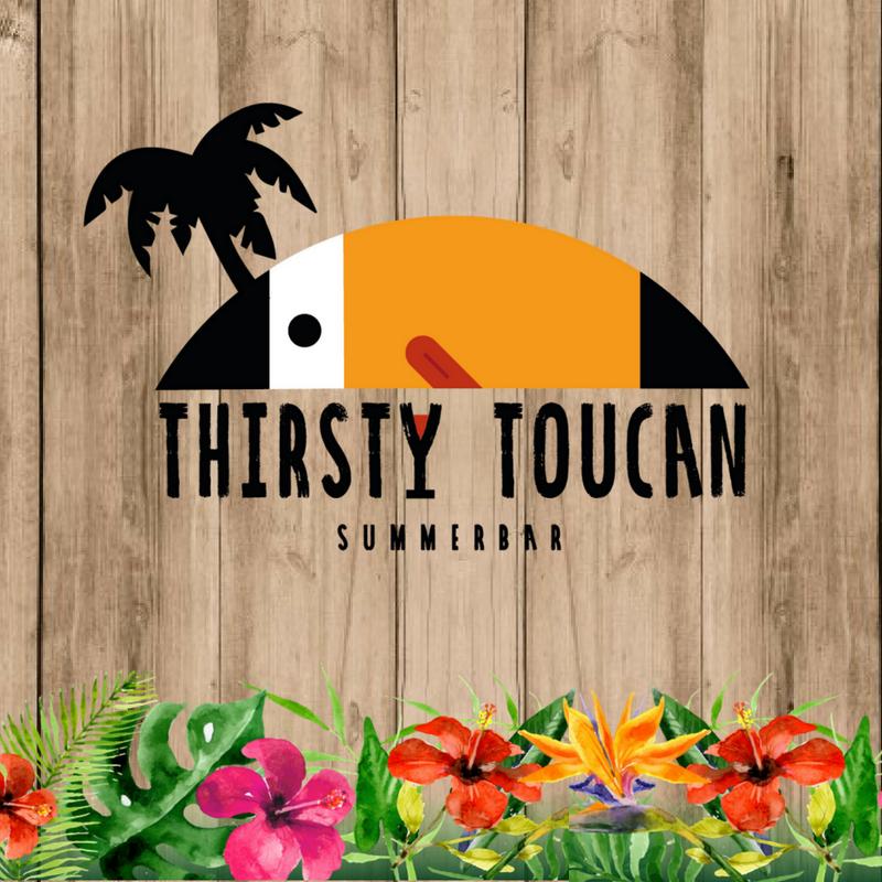 Sfeerbeeld Thirsty Toucan Zomerbar