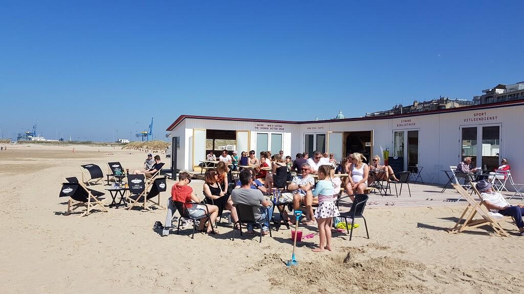 Sfeerbeeld URB SEA-Café