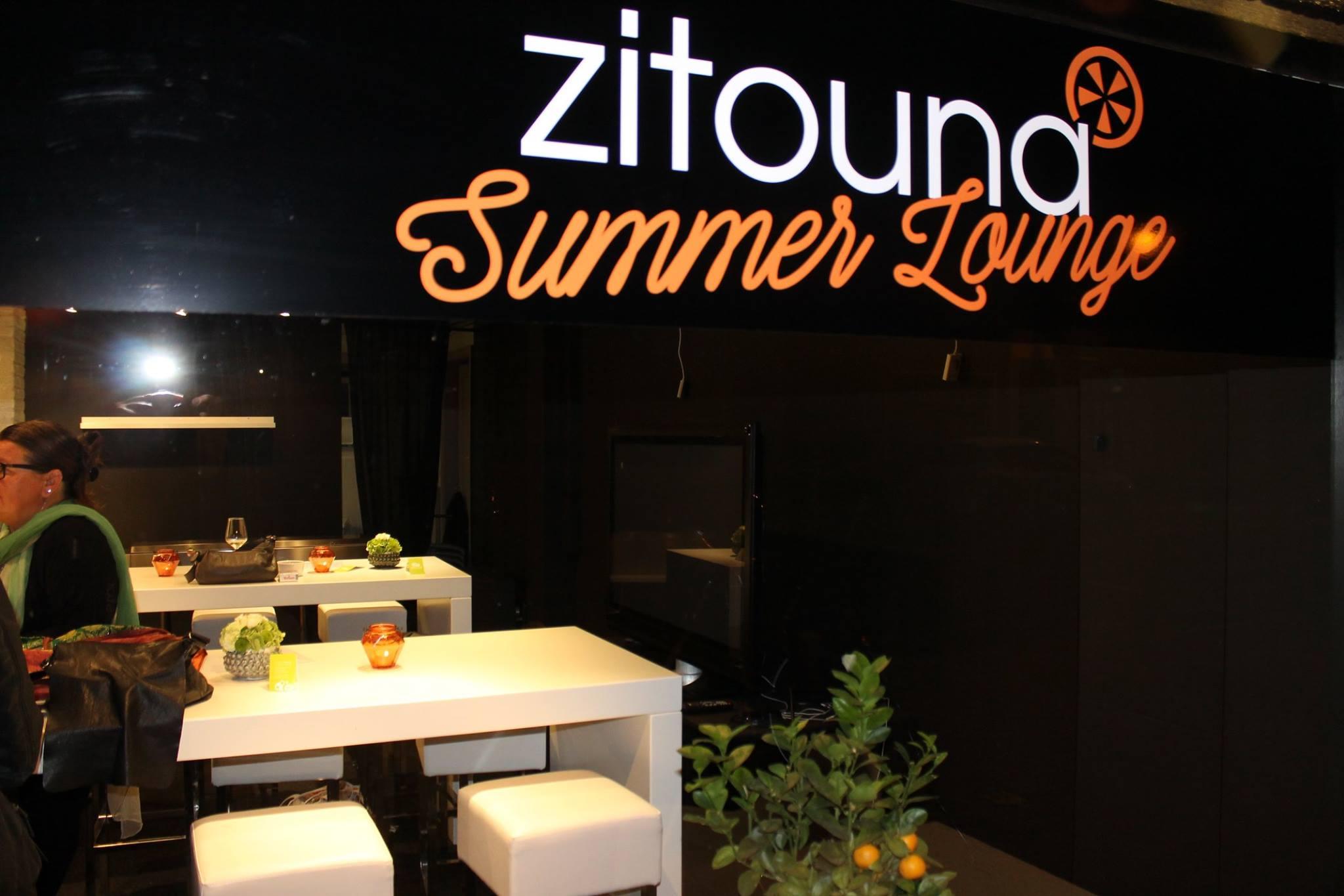Sfeerbeeld Zitouna - Summer Lounge